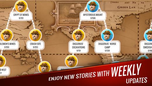 Diggy's Adventure Ekran Görüntüleri - 1