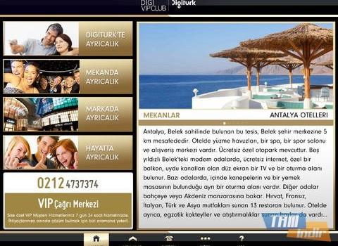 Digi VipClub Ekran Görüntüleri - 1