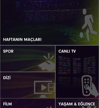 Digiturk Play Yurtdışı Ekran Görüntüleri - 3