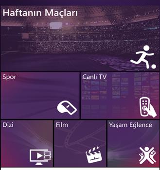 Digiturk Play Yurtdışı Ekran Görüntüleri - 5
