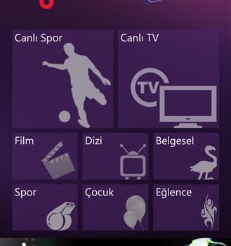 Digiturk Play Ekran Görüntüleri - 3