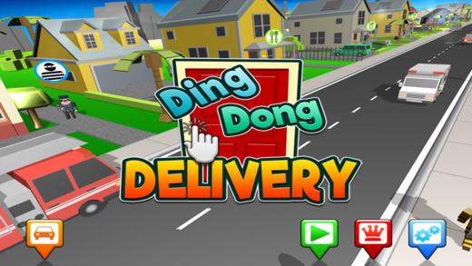 Ding Dong Delivery Ekran Görüntüleri - 1