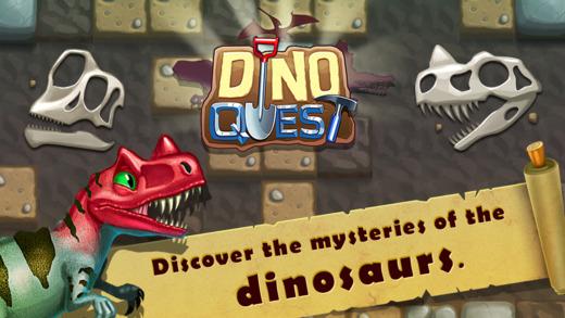 Dino Quest Ekran Görüntüleri - 5