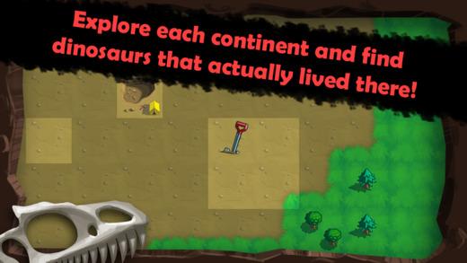 Dino Quest Ekran Görüntüleri - 2