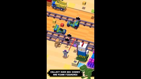 Disney Crossy Road Ekran Görüntüleri - 5