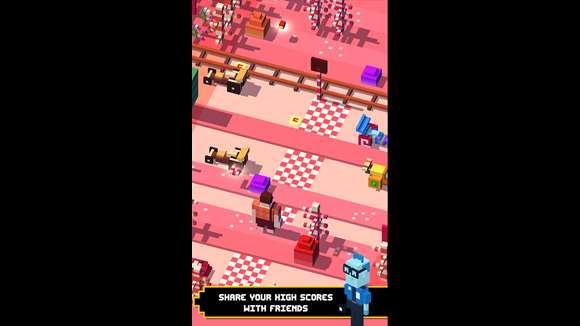 Disney Crossy Road Ekran Görüntüleri - 1