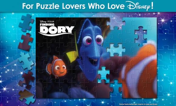 Disney Jigsaw Puzzles! Ekran Görüntüleri - 5