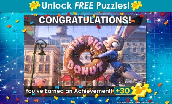 Disney Jigsaw Puzzles! Ekran Görüntüleri - 4