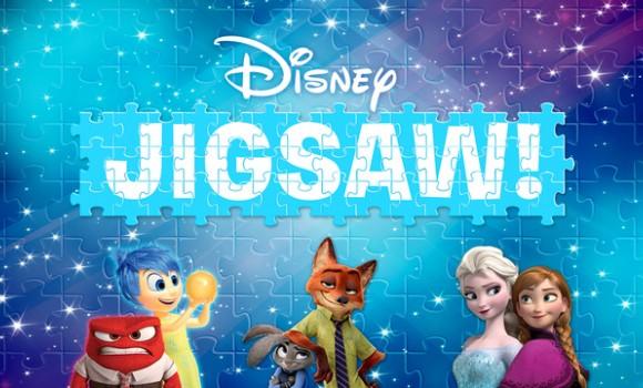 Disney Jigsaw Puzzles! Ekran Görüntüleri - 1
