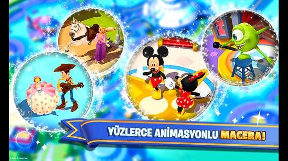 Disney Magic Kingdoms Ekran Görüntüleri - 1