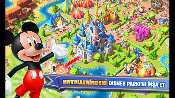 Disney Magic Kingdoms Ekran Görüntüleri - 5