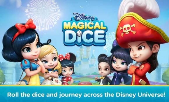 Disney Magical Dice Ekran Görüntüleri - 5
