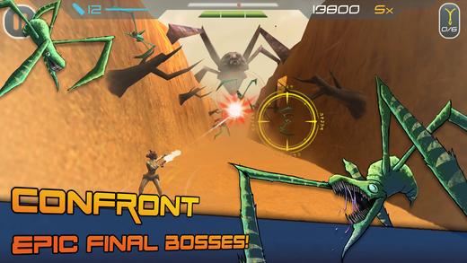 Dissident: Survival Runner Ekran Görüntüleri - 3