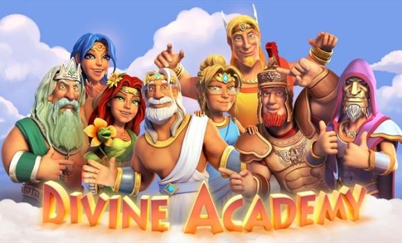 Divine Academy Ekran Görüntüleri - 1