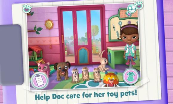 Doc McStuffins Pet Vet Ekran Görüntüleri - 5