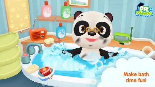 Dr. Panda Bath Time Ekran Görüntüleri - 4