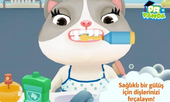 Dr. Panda Bath Time Ekran Görüntüleri - 2