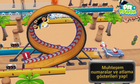 Dr. Panda Racers Ekran Görüntüleri - 3