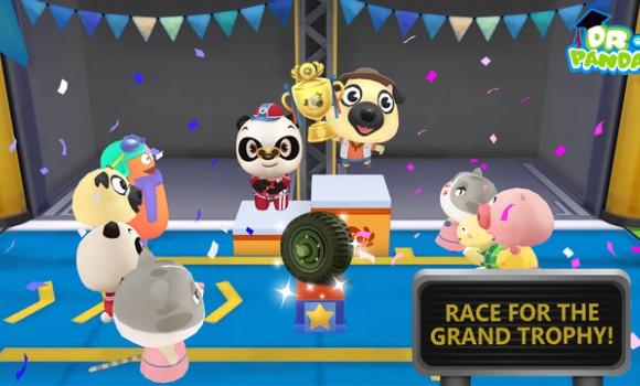 Dr. Panda Racers Ekran Görüntüleri - 1
