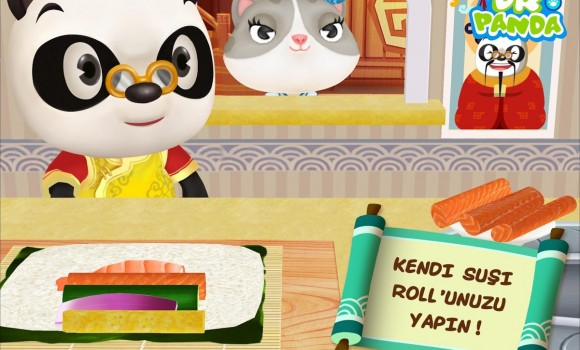Dr. Panda Restaurant Asia Ekran Görüntüleri - 3