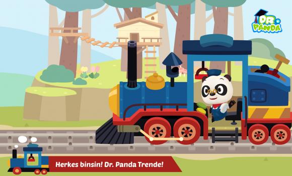 Dr. Panda Train Ekran Görüntüleri - 1
