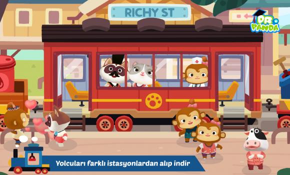 Dr. Panda Train Ekran Görüntüleri - 4