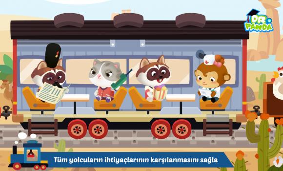 Dr. Panda Train Ekran Görüntüleri - 2