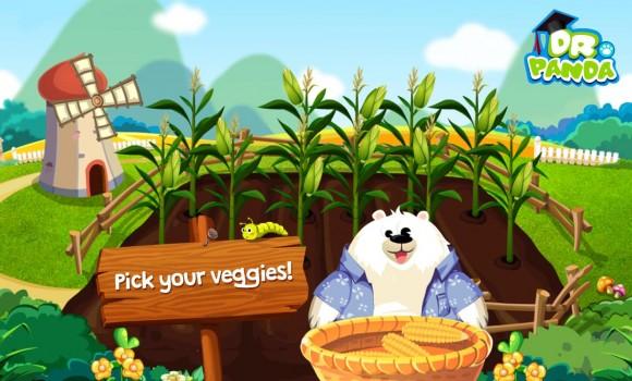 Dr. Panda Veggie Garden Ekran Görüntüleri - 4