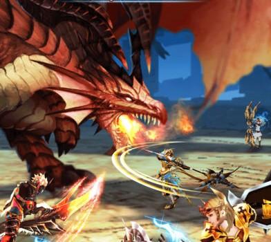 Dragon Project Ekran Görüntüleri - 1