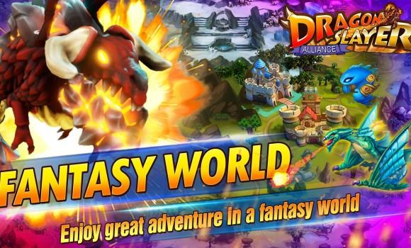 Dragonslayer Alliance Ekran Görüntüleri - 5
