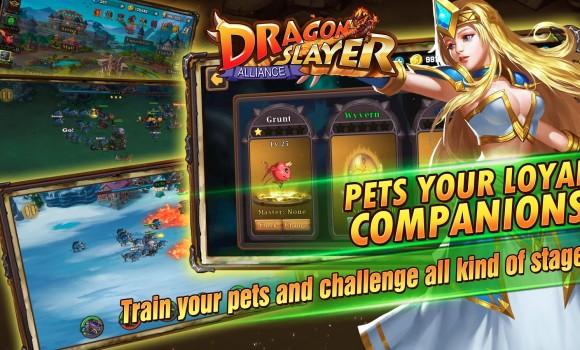 Dragonslayer Alliance Ekran Görüntüleri - 1