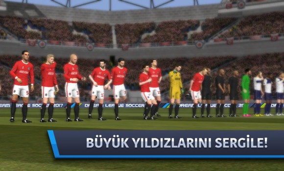 Dream League Soccer 2017 Ekran Görüntüleri - 2
