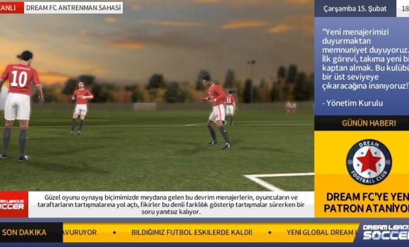 Dream League Soccer 2017 Ekran Görüntüleri - 3