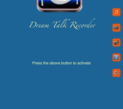 Dream Talk Recorder Pro Ekran Görüntüleri - 1