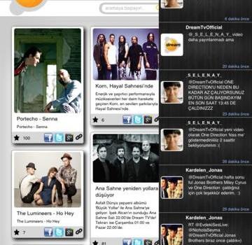 DreamTV for iPad Ekran Görüntüleri - 2