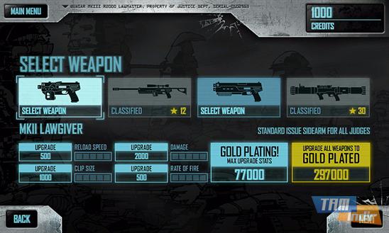 Dredd vs. Zombies Ekran Görüntüleri - 2