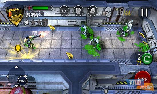 Dredd vs. Zombies Ekran Görüntüleri - 1