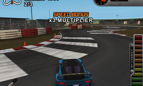 Drift Mania Championship Lite Ekran Görüntüleri - 3