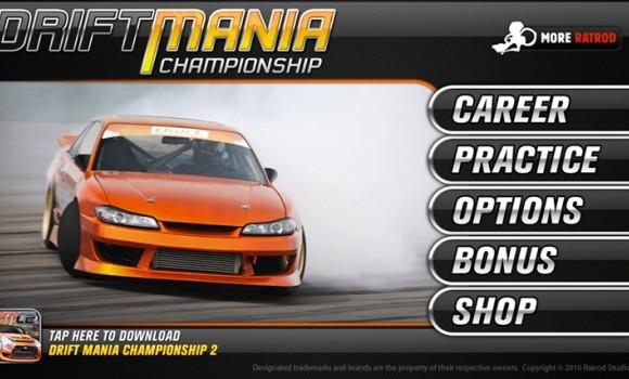 Drift Mania Championship Lite Ekran Görüntüleri - 2
