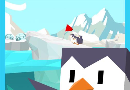 Drifting Penguins Ekran Görüntüleri - 5