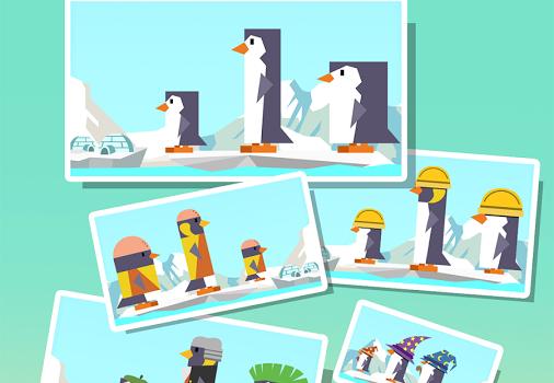 Drifting Penguins Ekran Görüntüleri - 3
