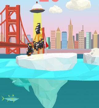 Drifting Penguins Ekran Görüntüleri - 1