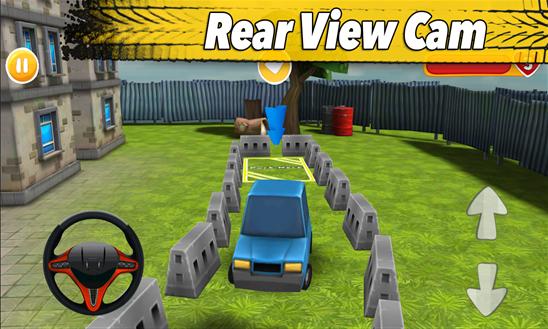 Drive n Park 3D Ekran Görüntüleri - 4