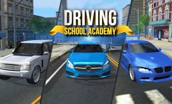 Driving School Academy 2017 Ekran Görüntüleri - 1