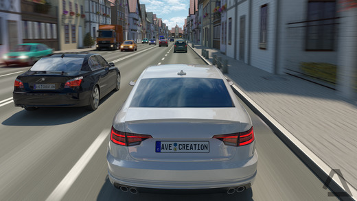 Driving Zone: Germany Ekran Görüntüleri - 5