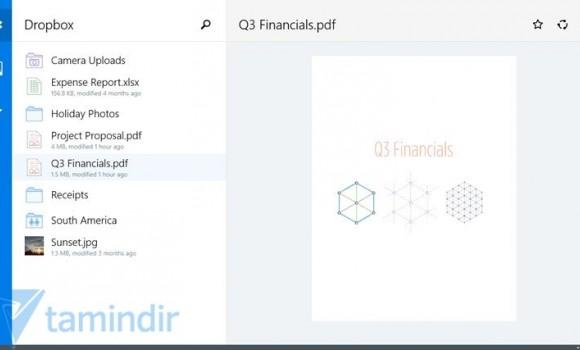 Dropbox (Windows 8) Ekran Görüntüleri - 3