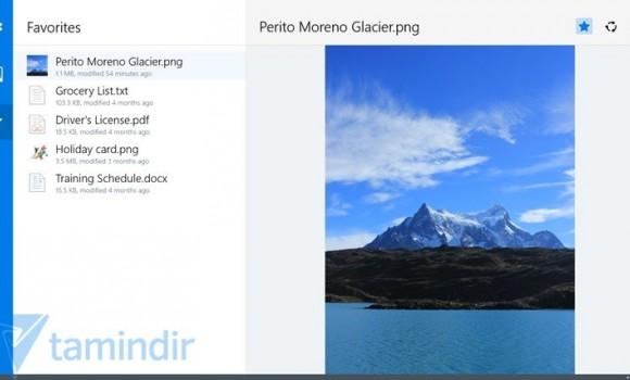 Dropbox (Windows 8) Ekran Görüntüleri - 2