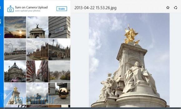 Dropbox (Windows 8) Ekran Görüntüleri - 1