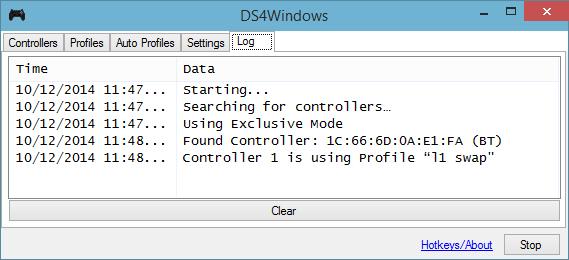 DS4Windows Ekran Görüntüleri - 1