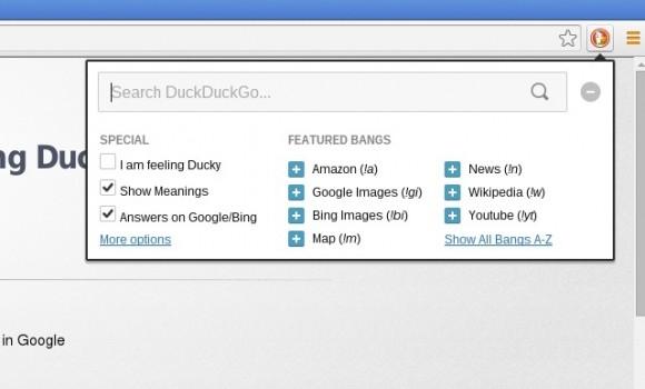 DuckDuckGo Ekran Görüntüleri - 1